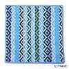 Feiler hand towel Blue Square 30 x 30 cm