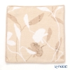Feiler 'Clover (Leaf)' Pebble Beige Hand Towel 30x30cm