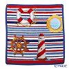 Feiler towel Porto Blue 30 x 30 cm