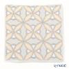 Feiler hand towel Alhambra silver 30 x 30 cm