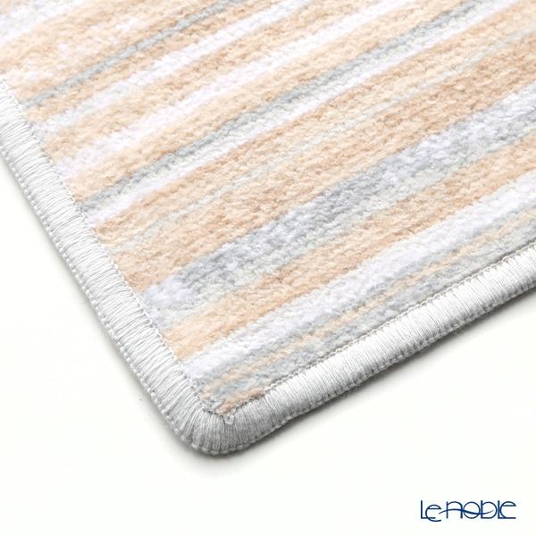 Feiler 'Horizon' Silver Hand Towel 30x30cm