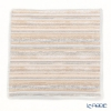 Feiler hand towel Horizon silver 30 x 30 cm
