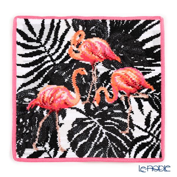 フェイラー ハンドタオル フラミンゴ ピンク 30×30cm