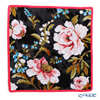 Feiler 'Coral Charm (Flower)' Hand Towel 30x30cm