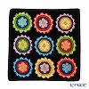 Feiler hand towel Rainbow button 25 x 25 cm