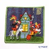 Feiler hand towel Fairy tail Bremen musicians / 25 x 25 cm
