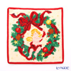 Feiler hand towel Christmas Angel and lease cream 25 x 25 cm