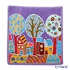 Feiler towel cottage Purple 25 x 25 cm