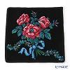 Feiler hand towel Romance black 25 x 25 cm