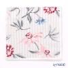 Feiler 'Chelsea (Flower)' White Hand Towel 25x25cm