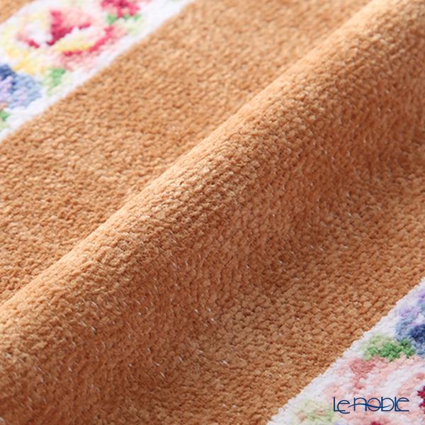 Feiler towel 70th anniversary Limited Edition Aida white Brown 25 x 25 cm