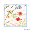 Feiler 'Flower Meadow' Breeze Blue Hand Towel 25x25cm