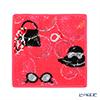 Feiler 'Audrey' Pink Hand Towel 25x25cm