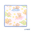 Feiler 'Ben & Fine (Bear/ Animal)' Light Blue Hand Towel 25x25cm
