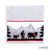 Feiler 'Switzerland' Hand Towel 25x25cm