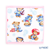 Feiler Baby 'Little Skippers - Erica' Pink Hand Towel 25x25cm