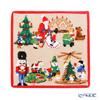 Feiler 'Nutcracker (Christmas)' Red Hand Towel 25x25cm