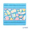 Feiler 'Marshmallow' Blue Hand Towel 25x25cm