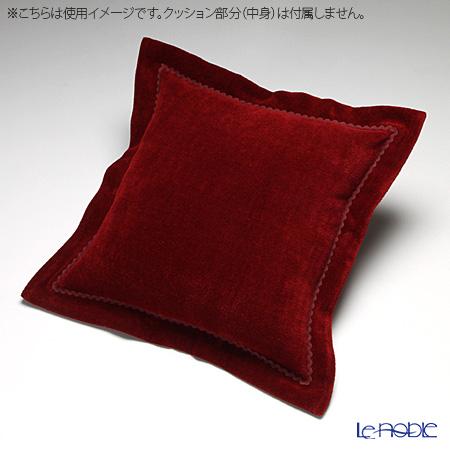 Feiler 'Winter Magic' Bordeaux Red Cushion Cover 47x47cm