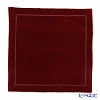 Feiler 'Winter Magic' Bordeaux Red Cushion Cover 47x47cm