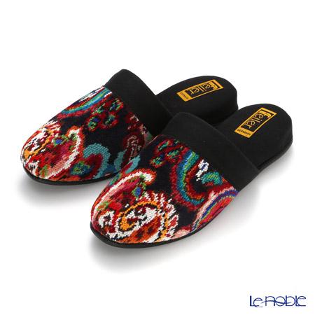 Feiler 'Maharani' Slippers 26.7cm