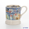 Emma Bridgewater Blue Dresser 1/2 Pint Mug
