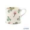 Emma Bridgewater / Earthenware 'Clover Flower' Small Mug 175ml