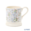 Emma Bridgewater / Earthenware 'Forget Me Not (Flower)' Light Blue Mug 340ml