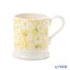 Emma Bridgewater / Earthenware 'Primrose (Flower)' Yellow Mug 340ml
