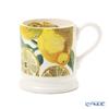 Emma Bridgewater / Earthenware 'Vegetable Garden - Lemons' Yellow Mug 340ml