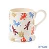 Emma Bridgewater / Earthenware 'British Lions & Unicorns' Mug 340ml