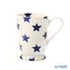 Emma Bridgewater / Earthenware 'Blue Star' Cocoa Mug