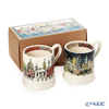 Emma Bridgewater / Earthenware 'London' Mug 340ml (set of 2 with gift box)