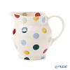 Emma Bridgewater / Earthenware 'Polka Dot' Creamer Jug 315ml
