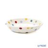 Emma Bridgewater / Earthenware 'Polka Dot' Pasta Bowl 21cm (S)