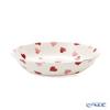 Emma Bridgewater / Earthenware 'Pink Hearts' Pasta Bowl 21cm (S)
