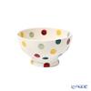 Emma Bridgewater / Earthenware 'Polka Dot' French Bowl 13.5cm