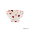 Emma Bridgewater / Earthenware 'Pink Hearts' French Bowl 270ml