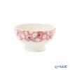 Emma Bridgewater / Earthenware 'Pink Daisy (Flower)' French Bowl 270ml