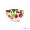 Emma Bridgewater / Earthenware 'Vegetable Garden - Strawberries (Strawberry)' French Bowl 13.5cm