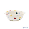 Emma Bridgewater / Earthenware 'Polka Dot' Cereal Bowl 16.5cm