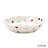 Emma Bridgewater / Earthenware 'Polka Dot' Pasta Bowl 23.5cm (M)