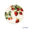 Emma Bridgewater / Earthenware 'Vegetable Garden - Strawberries (Strawberry)' Plate 16.5cm