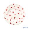 Emma Bridgewater / Earthenware 'Pink Hearts' Plate 22cm
