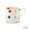 Emma Bridgewater / Earthenware 'Polka Dot' Small Mug 175ml