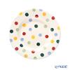 Emma Bridgewater / Earthenware 'Polka Dot' Plate 22cm