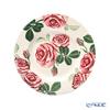 Emma Bridgewater / Earthenware 'Pink Rose' Plate 22cm