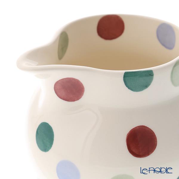 Emma Bridgewater / Earthenware 'Polka Dot' Creamer 312ml