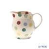 Emma Bridgewater / Earthenware 'Polka Dot' Creamer 312ml