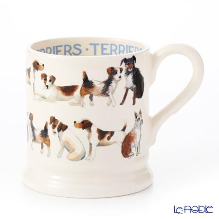 Emma Bridgewater Terrier All Over 1/2 Pint Mug